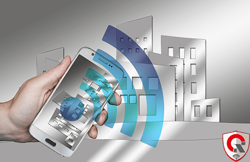 picture showing home and mobile wireless emf protection