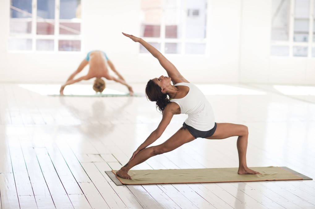 Beginner yoga classes