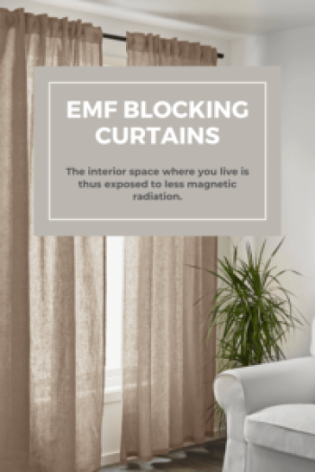 EMF Shielding Curtains