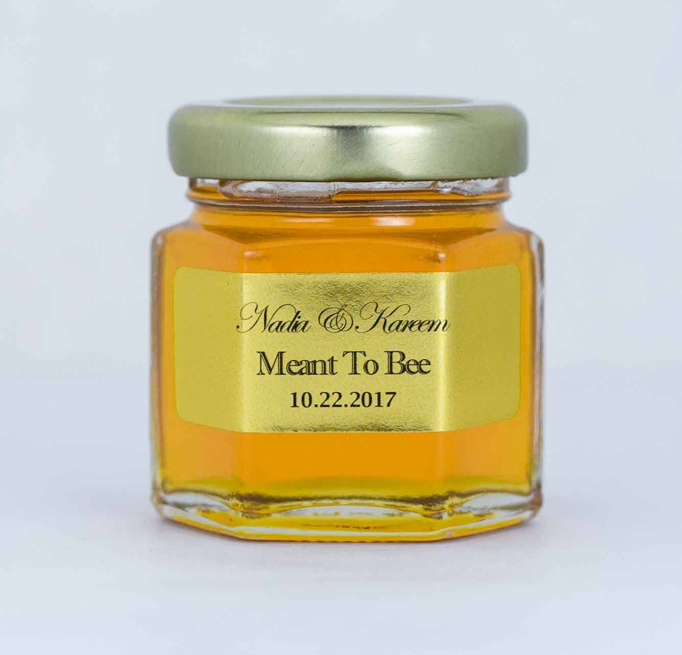 Honey Favors from EM Gold Beekeepers