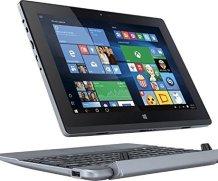 Acer One 10 S1002-15XR 10.1-inch Laptop (Atom Z3735F/2GB/32GB/Windows 10/Intel HD Graphics), Dark Silver on emi