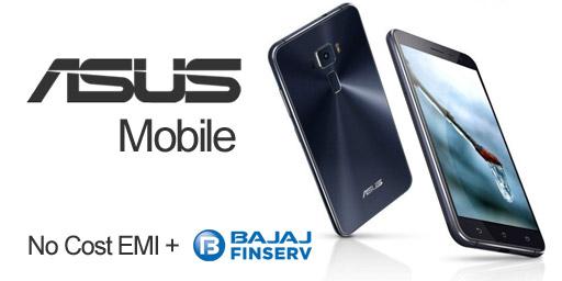 Asus Mobile No Cost EMI