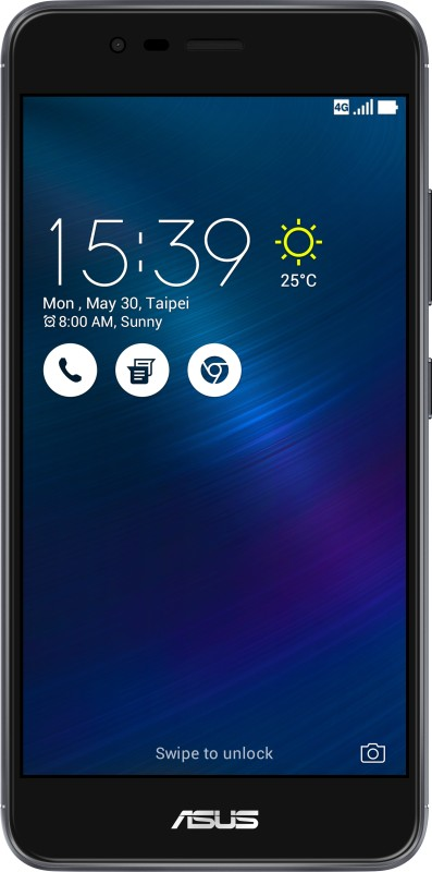 Asus Zenfone 3 Max (Grey, 32 GB)