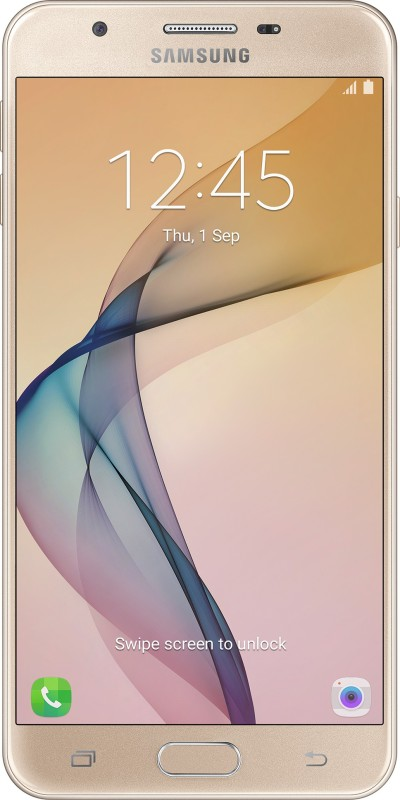 SAMSUNG Galaxy J5 Prime (Gold, 16 GB)