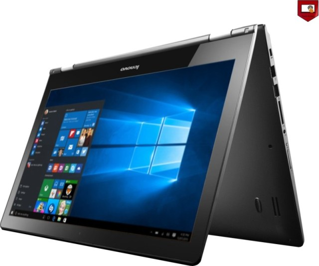 Lenovo Yoga Core i5 6th Gen - (4 GB/1 TB HDD/Windows 10 Home/2 GB Graphics) 80R500C2IN 500 14 2 in 1 Laptop(14 inch, Black, 1.8 kg)