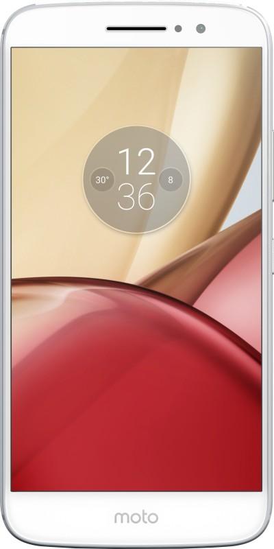 Moto M (Silver, 64 GB)