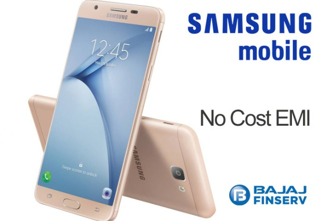 Samsung No Cost EMI