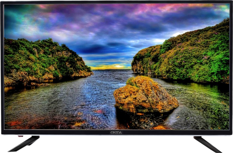 Onida 100.6cm (39.6) Full HD LED TV(LEO4000FV, 2 x HDMI, 2 x USB)