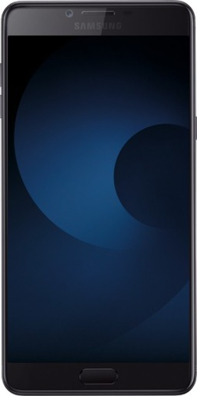 SAMSUNG Galaxy C9 Pro (Black, 64 GB)