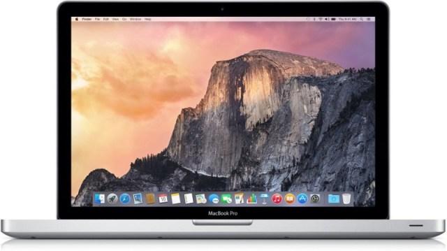 Apple Macbook Pro Core i5 - (4 GB/500 GB HDD/OS X Mavericks) MD101HN/A A1278(13.3 inch, SIlver, 2.06 kg)
