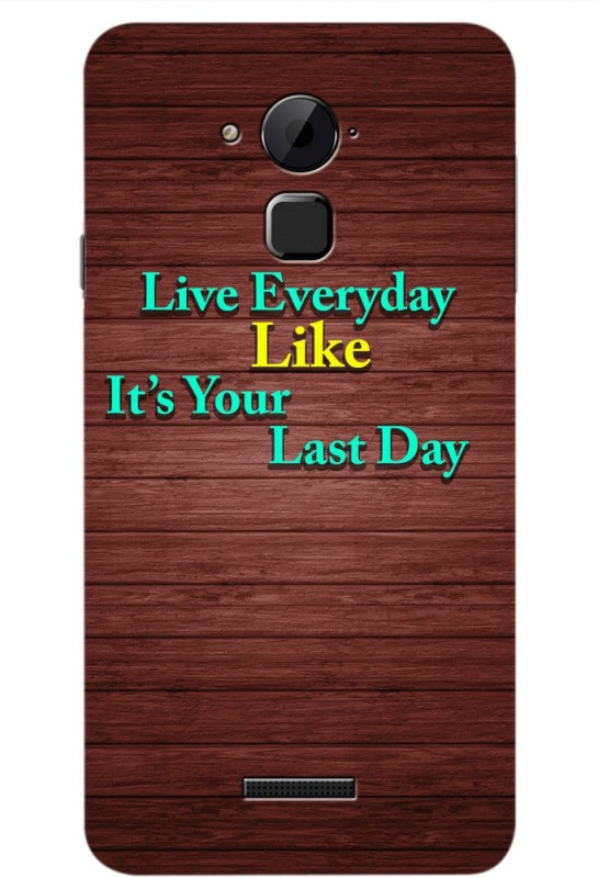 Plespey Back Cover for Coolpad Note 3 Plus(Last Day)