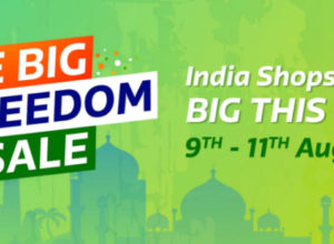 Flipkart's Big Freedom Sale