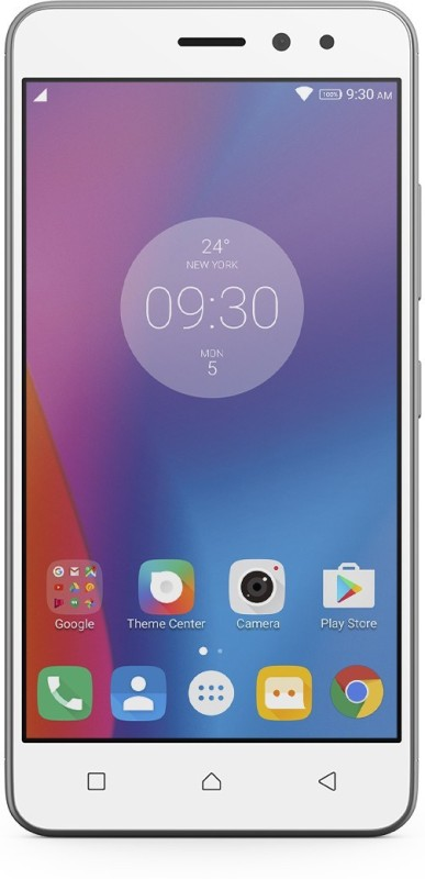 Lenovo K6 Power (Silver, 32 GB)(3 GB RAM)