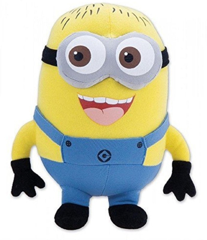 kaykon Big Daddy Minion Naughty n Super Cute Despicable Me Minion Plush Soft Toy Awesome Quality Best Kids Buddy - Best on Flipkart - 25 inch(Yellow, Blue)