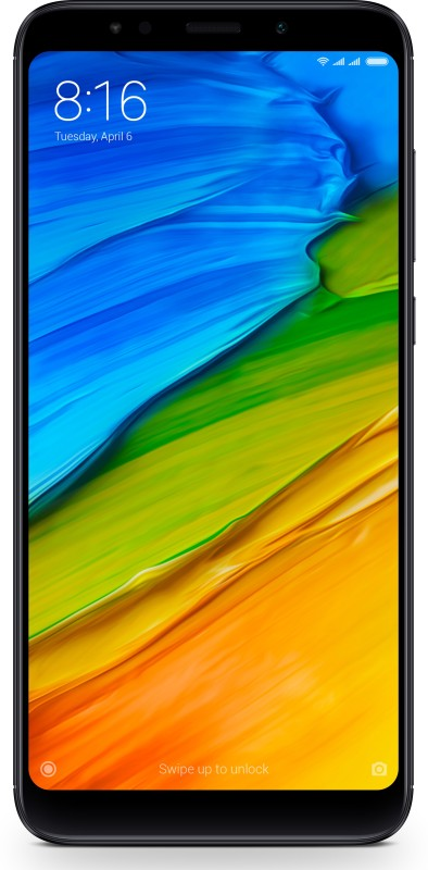 Redmi Note 5 Black, 32 GB 3 GB RAM