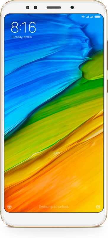 Redmi Note 5 Gold, 64 GB 4 GB RAM