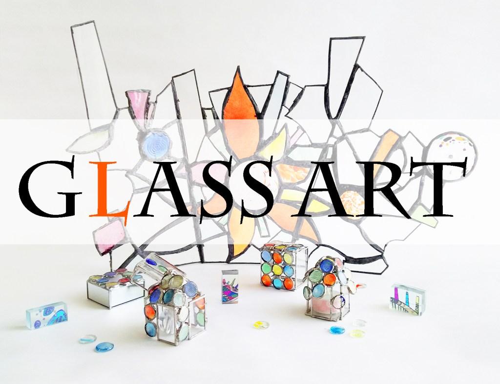 ガラスアート