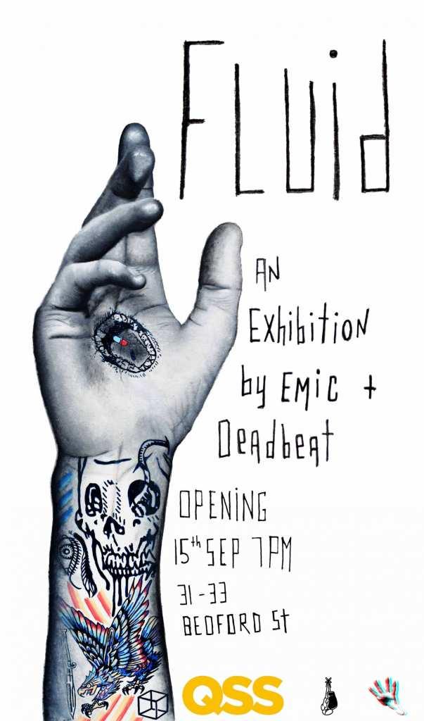 Fluid exhibition belfast