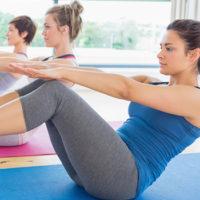 front-pilates
