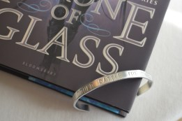 YOU COULD RATTLE THE STARS Throne of Glass Bracelet