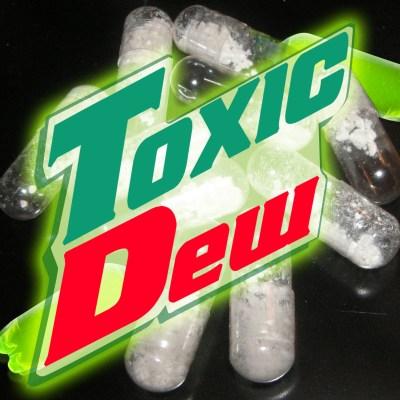 Toxic Dew Logo