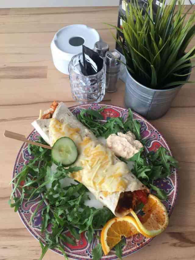 Emigreren Gran Canaria - Mi Casa - Must-try eetzaakje op Gran Canaria - Wrap
