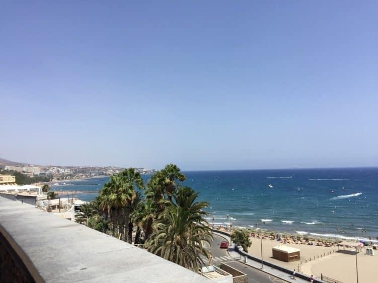 Emigreren Gran Canaria - Spanje-fan Maris (29) en haar liefde voor Gran Canaria - Paseo Playa del Ingles