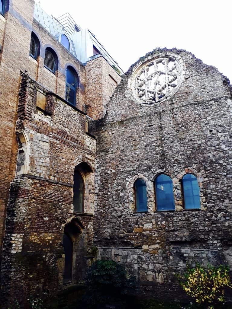 Reisverslag Londen deel 2 - Bezienswaardigheden + tips - Winchester Palace