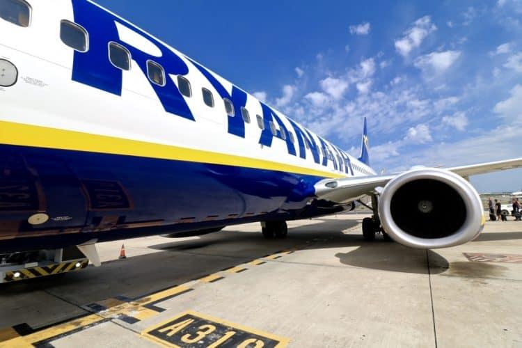 Emigreren Gran Canaria - Nieuwe handbagage regels bij Ryanair per 15 januari