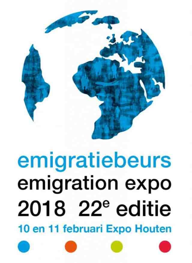 Emigreren Gran Canaria - Winactie - Maak kans op vrijkaarten voor de emigratiebeurs 2018 - Emigratiebeurs 2018 logo