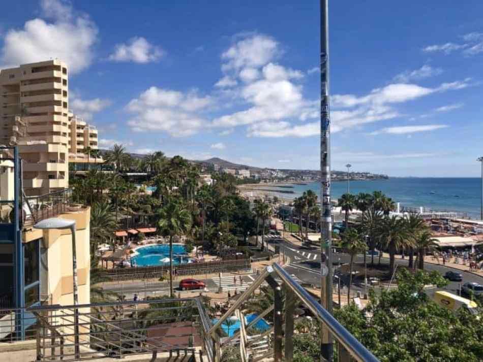 Emigreren Gran Canaria - Emigreren als 40 plusser - Het emigratieverhaal van Francisca - Anexo 2 Playa del Ingles