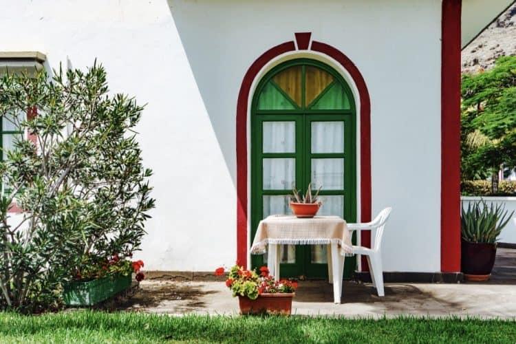Emigreren Gran Canaria - Emigreren als 40 plusser - Het emigratieverhaal van Francisca - Huis Mogan