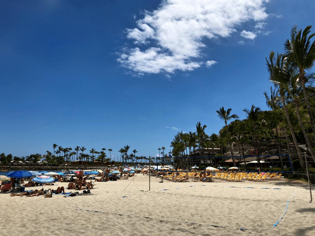 Emigreren Gran Canaria - Vakantie tips - Top 5 stranden aan de westkust van Gran Canaria - Anfi strand Arguineguin