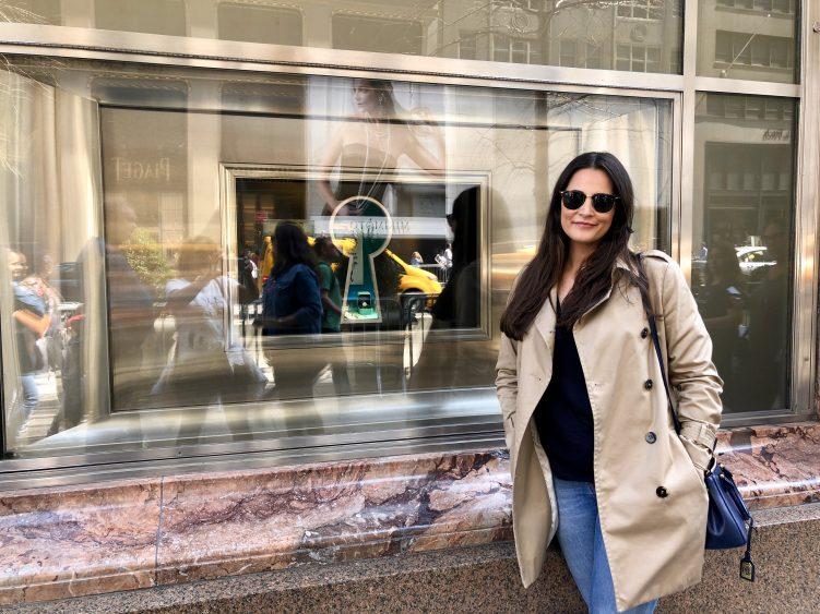 Emigreren Gran Canaria - Reisverslag - Hoogtepunten van New York – Amerika trip deel 1 - Fifth Avenue Tiffany & Co 5th Avenue