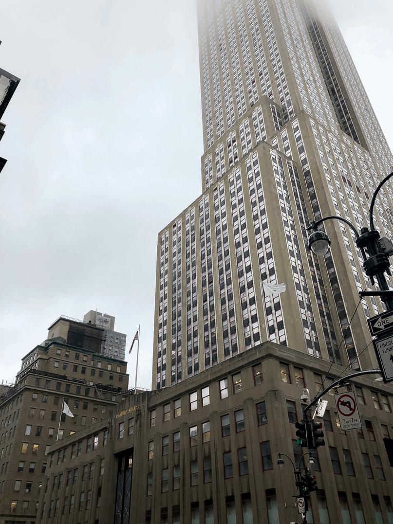 Emigreren Gran Canaria - Reisverslag - Hoogtepunten van NY - Amerika reis deel 4 - Empire State Building