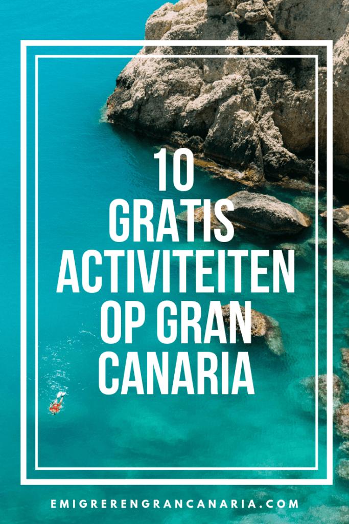 Gratis activiteiten op Gran Canaria | Emigreren Gran Canaria