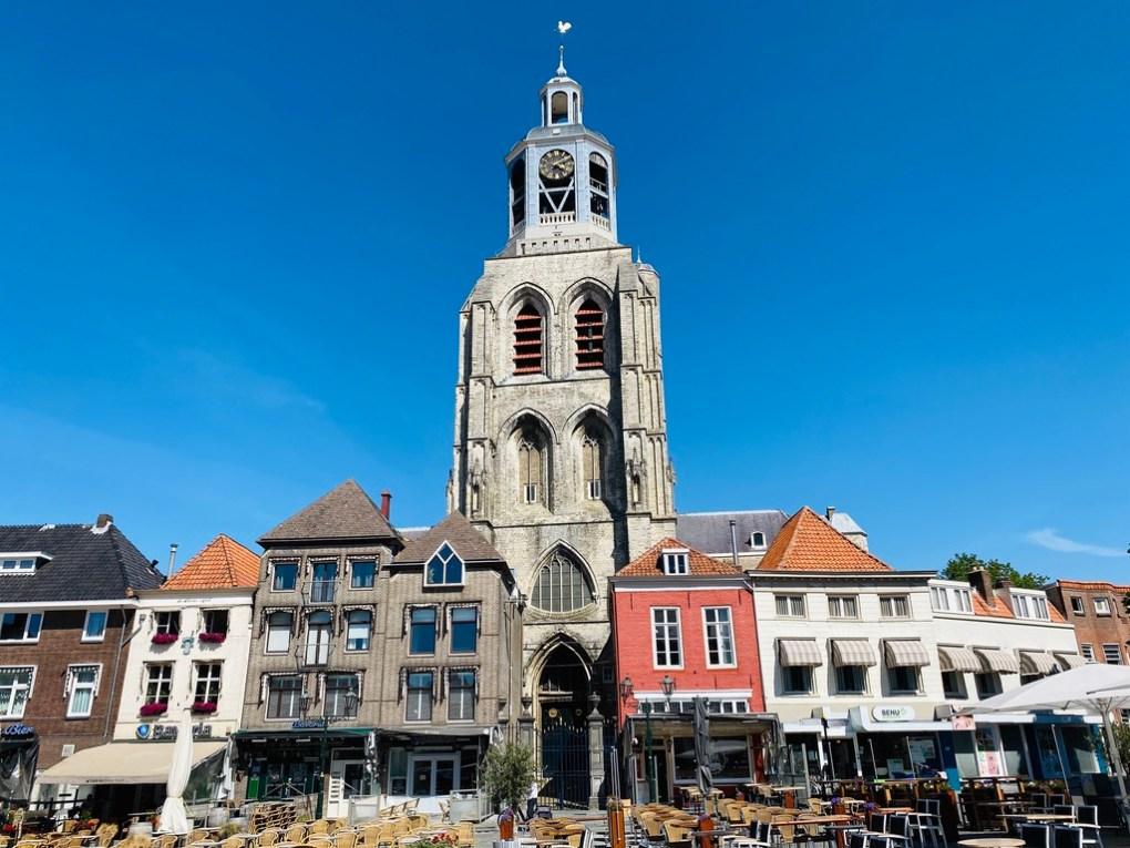 Zien en doen in Bergen op Zoom