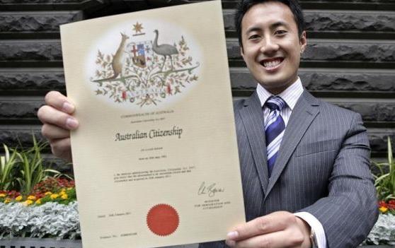 Услови и постапка за добивање австралиско државјанство