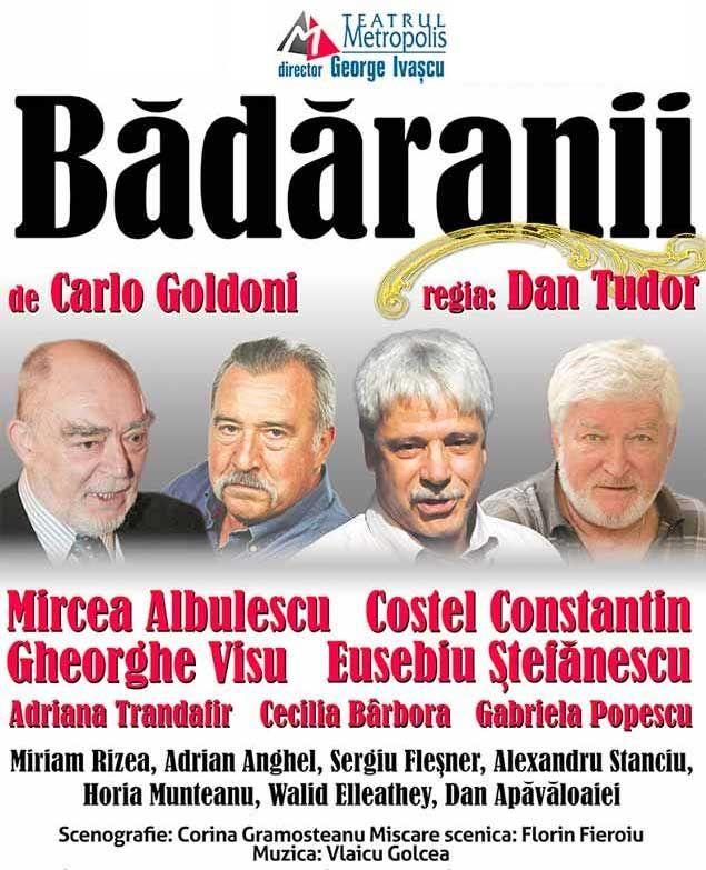 Badaranii Poster