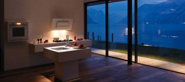 Bucataria ideala este bucataria personalizata - bucatarie minimalista