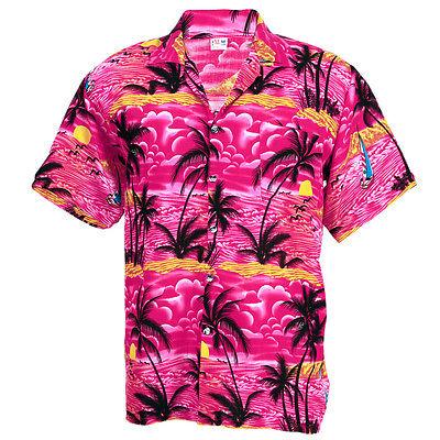 Camasa Hawaii ROZ