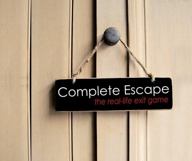 Complete Escape Room