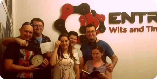 Echipa Bloggerilor Orient Express