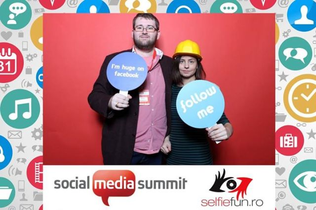 Emil Calinescu Sofia Frunza Social Media Summit 2015