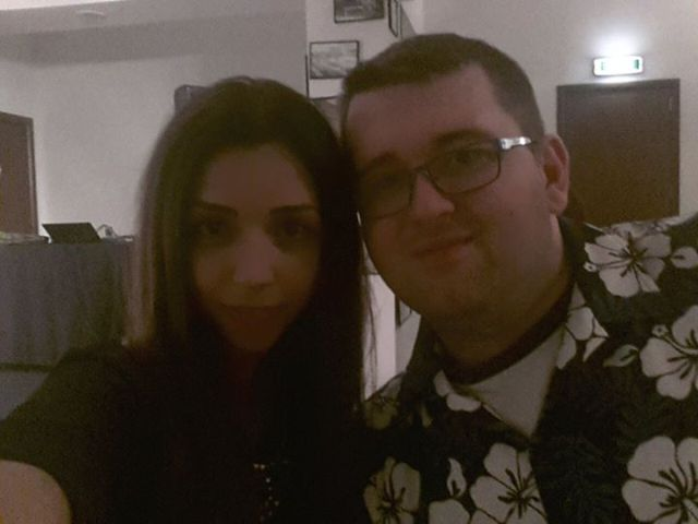 Eu cu Andreea Mihaila