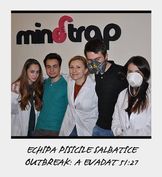 MindTrap Pisicute Outbreak