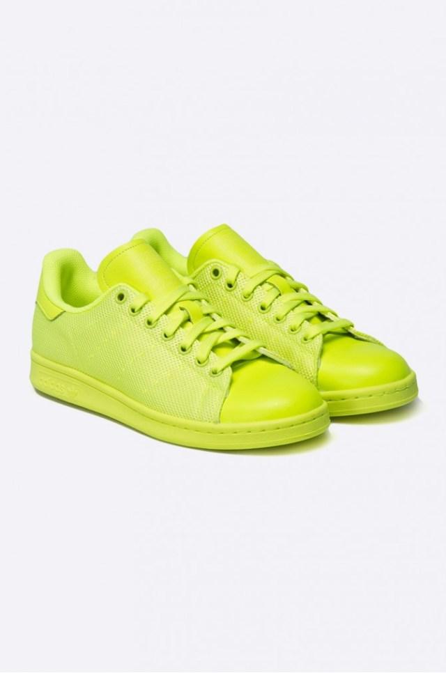 pantofi-sport-adidas-verzi