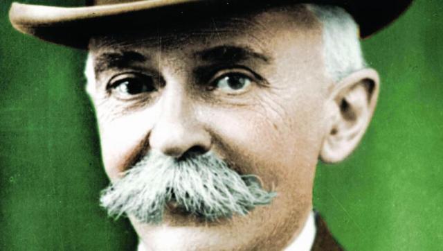 Pierre de Coubertin picture