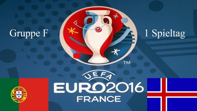 Portugalia Islanda euro 2016