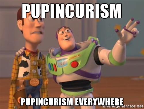 Pupincurism